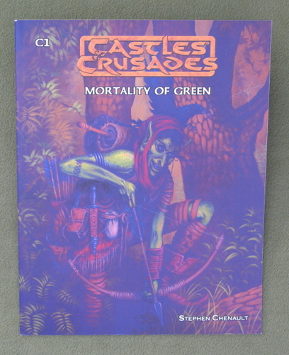 Image for Mortality of Green (Castles & Crusades C1)