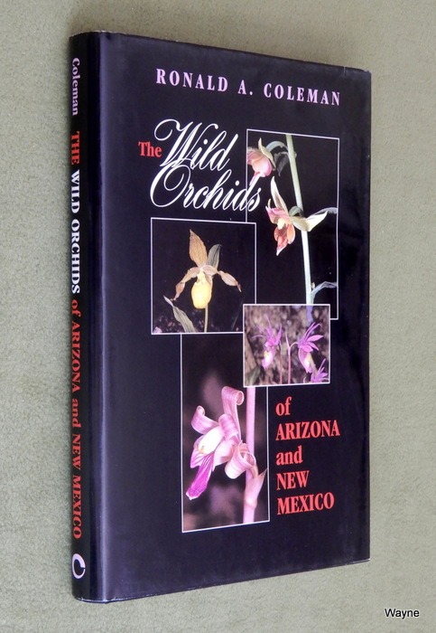 Image for The Wild Orchids of Arizona and New Mexico