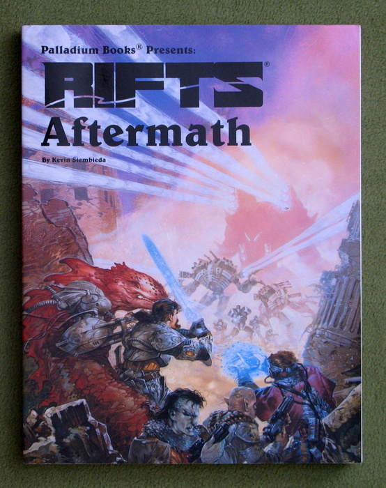 Image for Rifts: Aftermath