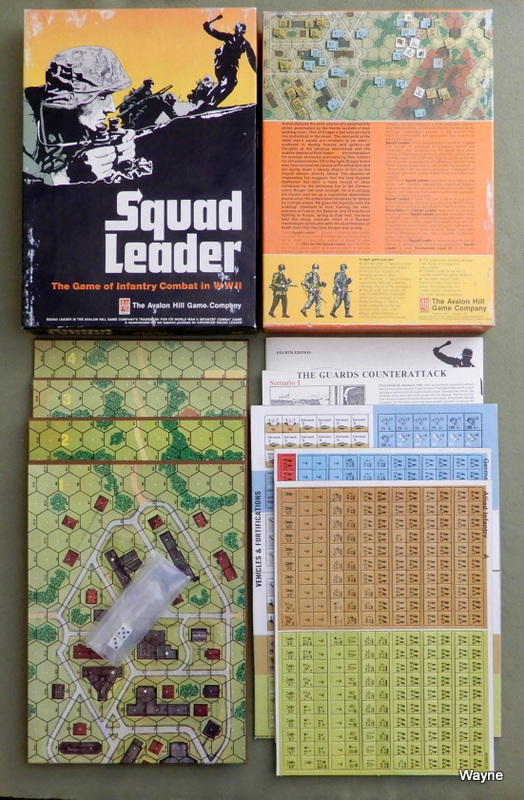 Image for Squad Leader: The Game of Infantry Combat in World War II