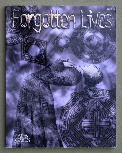 Image for Forgotten Lives (Over the Edge)