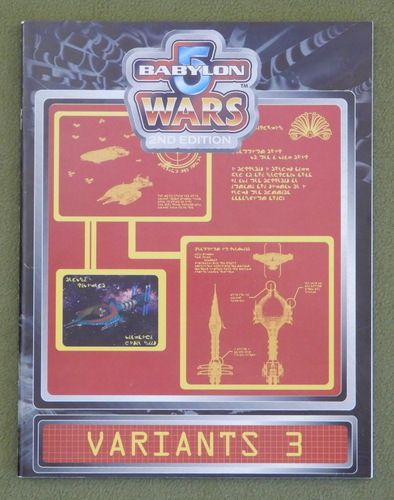 Image for Variants 3 (Babylon 5 Wars, 2nd edition)