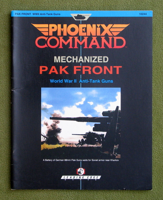 Image for Pak Front: World War II Anti-Tank Guns (Phoenix Command: Mechanized)