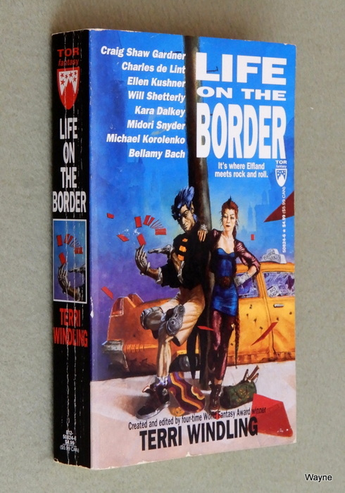 Image for Life on the Border (Borderlands)