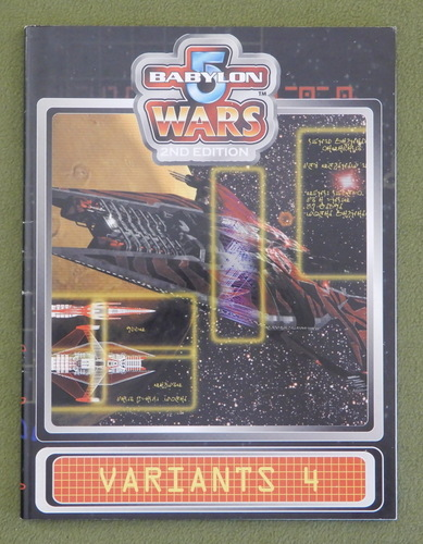 Image for Variants 4 (Babylon 5 Wars, 2nd edition)