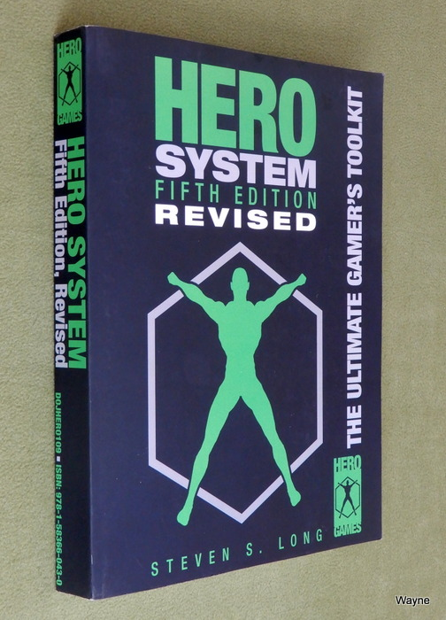 Image for Hero System, 5th Edition (Revised)