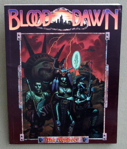 Image for Blood Dawn: The Prophecy