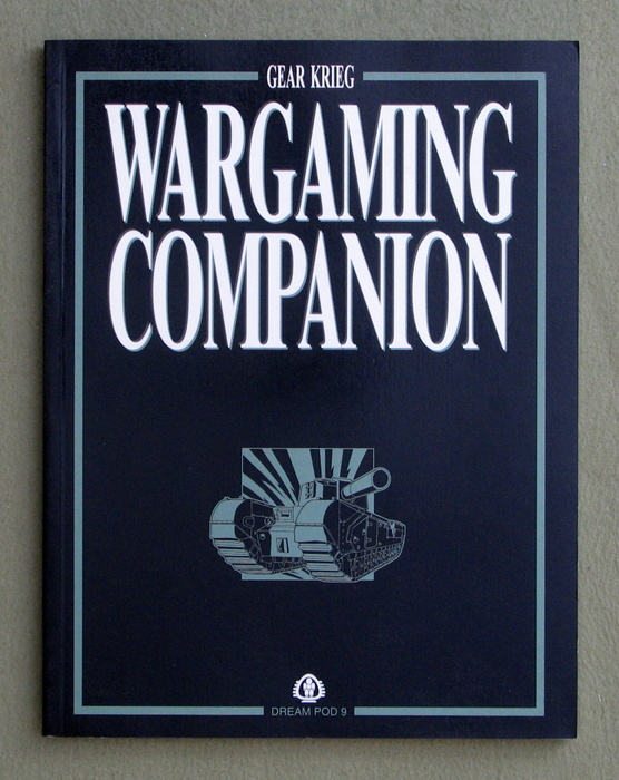 Image for Wargaming Companion (Gear Krieg)