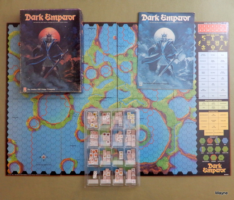 Image for Dark Emperor: Game of Fantastic Warfare