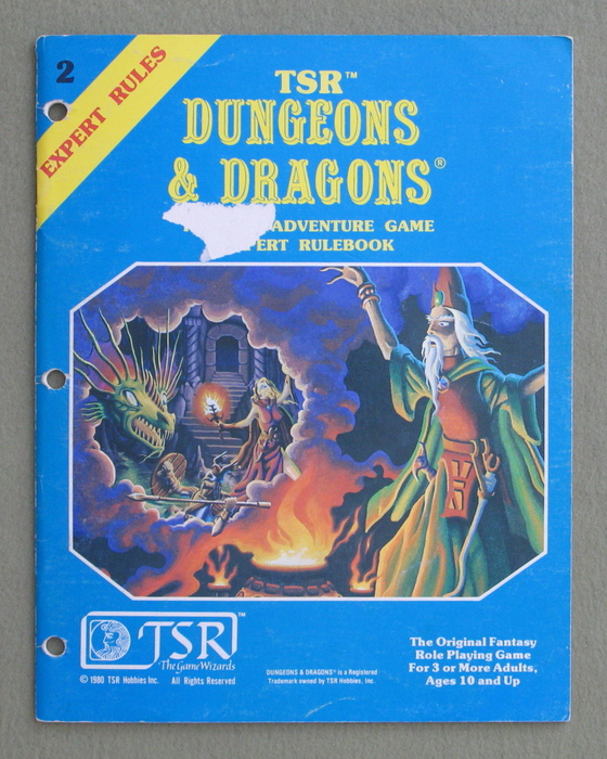 Image for Dungeons & Dragons: Expert Rulebook