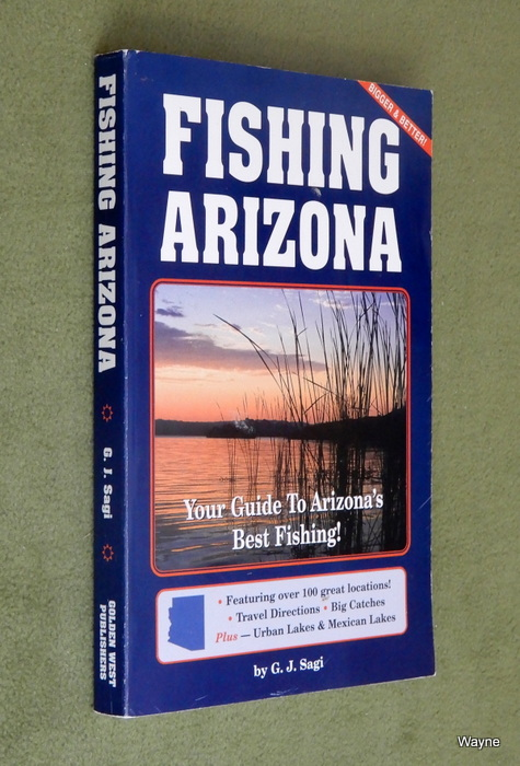 Image for Fishing Arizona: Your Guide to Arizona's Best Fishing (Arizona Recreation)