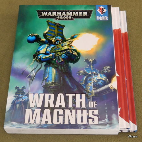 Image for Wrath of Magnus: War Zone Fenris (Warhammer 40,000 40K) Slipcase Set