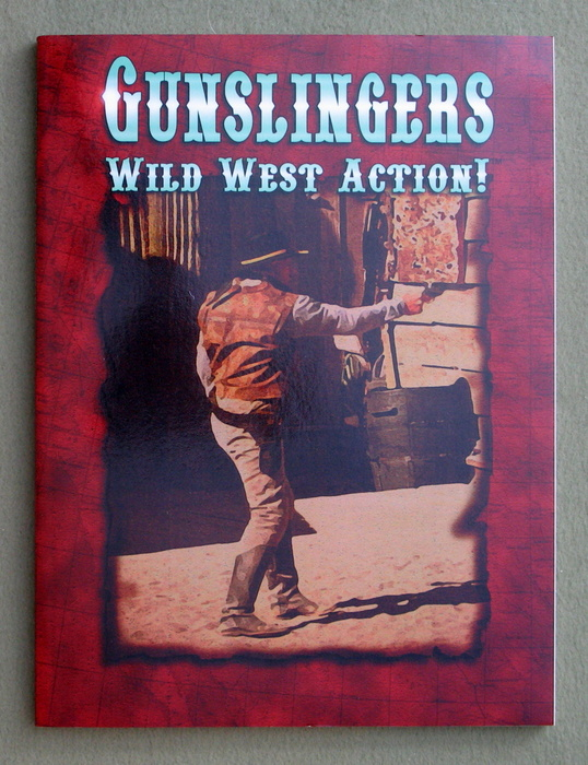 Image for Gunslingers: Wild West Action!