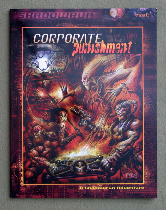 Image for Corporate Punishment (Shadowrun RPG)