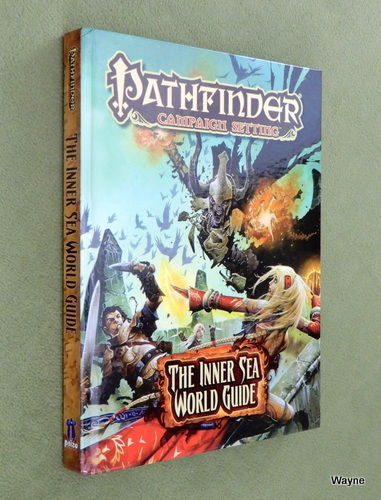 Image for The Inner Sea World Guide (Pathfinder Roleplaying Game)