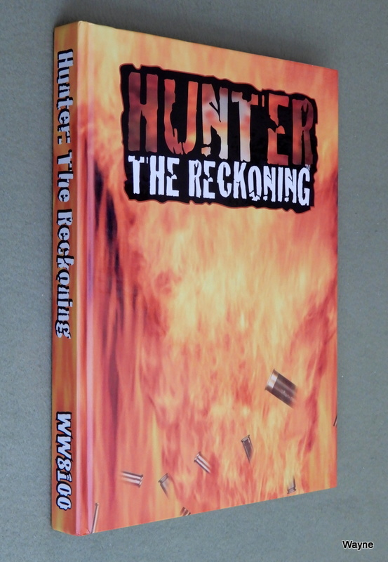 Image for Hunter: The Reckoning