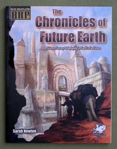 Image for The Chronicles of Future Earth: A Setting Book for Basic Roleplaying