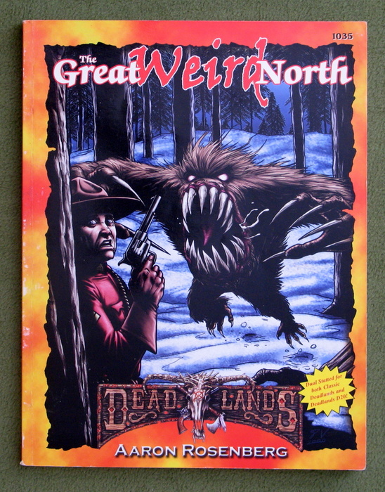 Image for The Great Weird North (Deadlands: The Weird West)