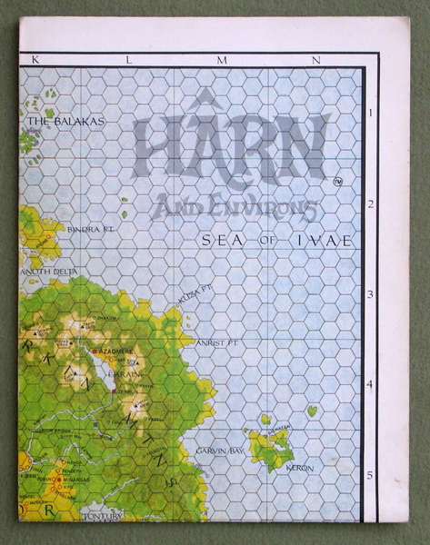 "Image for Harn Map: ""Harn and Environs"""