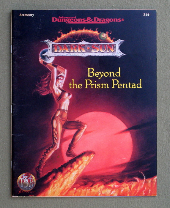 Image for Beyond the Prism Pentad (Advanced Dungeons & Dragons: Dark Sun)