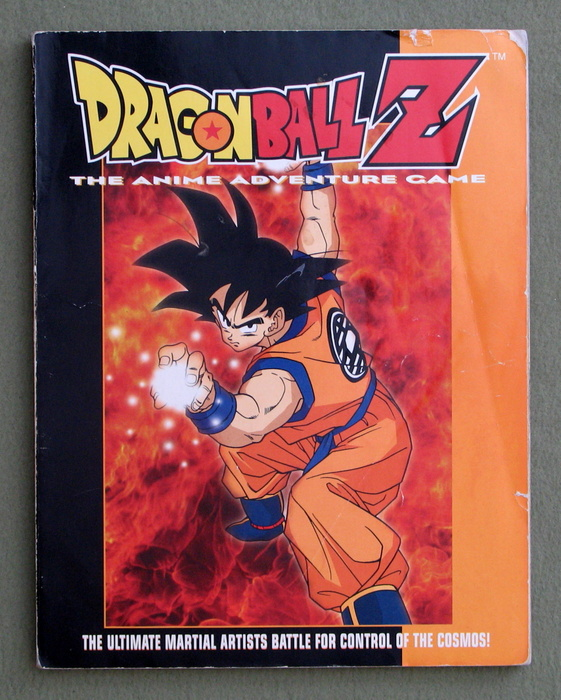 Image for Dragonball Z: The Anime Adventure Game (Dragon Ball Z) - PLAY COPY