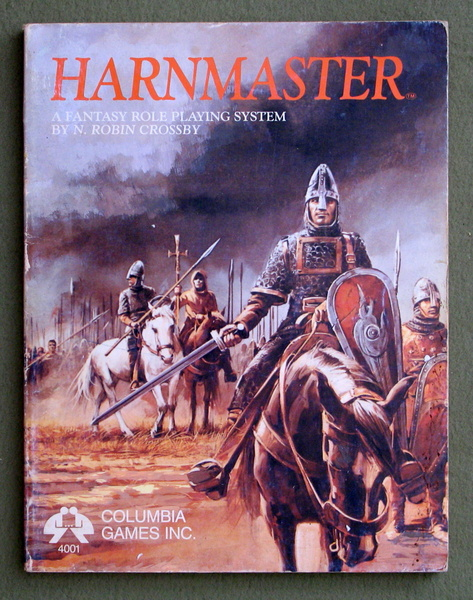 Image for Harnmaster (Harn Fantasy Role Playing System) - PLAY COPY