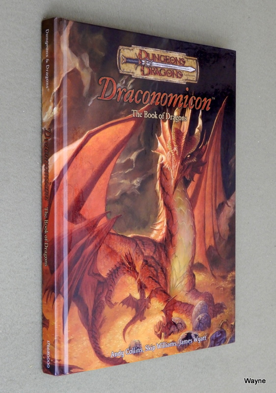 Image for Draconomicon: The Book of Dragons (Dungeons & Dragons d20 3.5 Fantasy Roleplaying)
