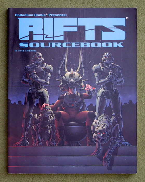 Image for Rifts Sourcebook 1