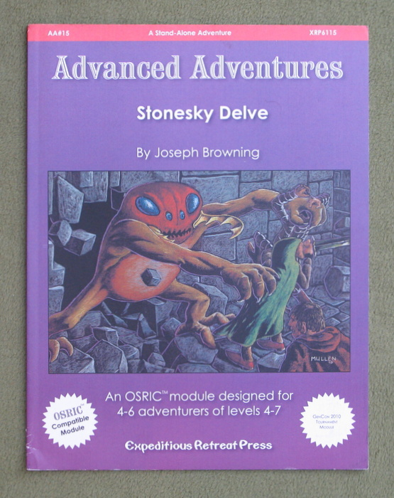 Image for Stonesky Delve (Advanced Adventures)