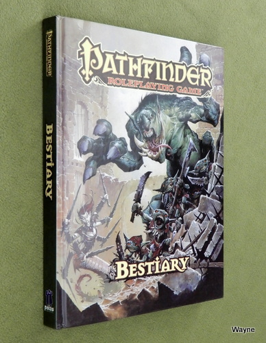 Image for Bestiary (Pathfinder Roleplaying Game)