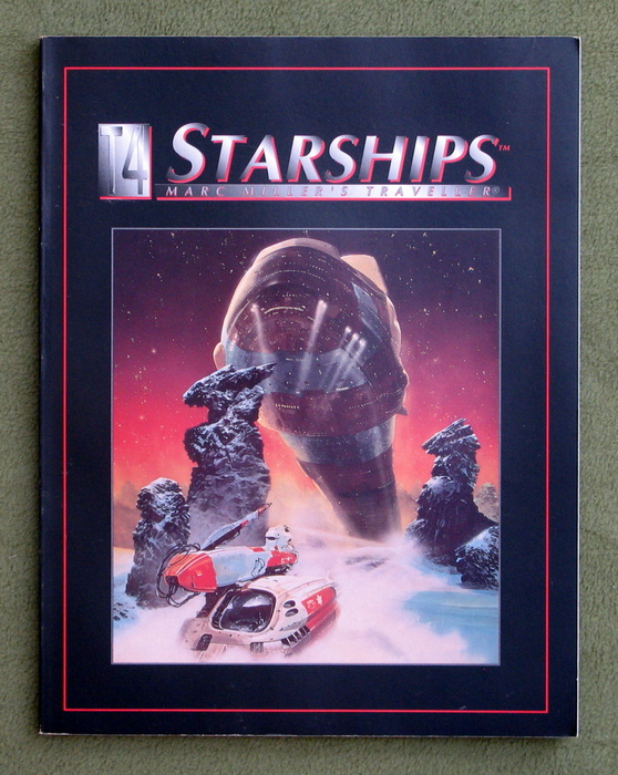 Image for Starships (Marc Miller's Traveller - T4)