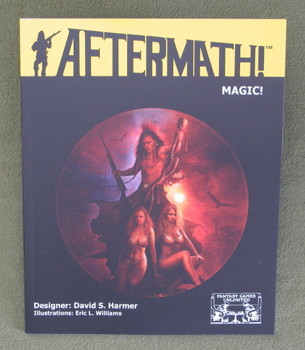 Image for Aftermath! Magic!