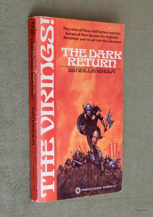 Image for The Dark Return (The Vikings! Vol 2)