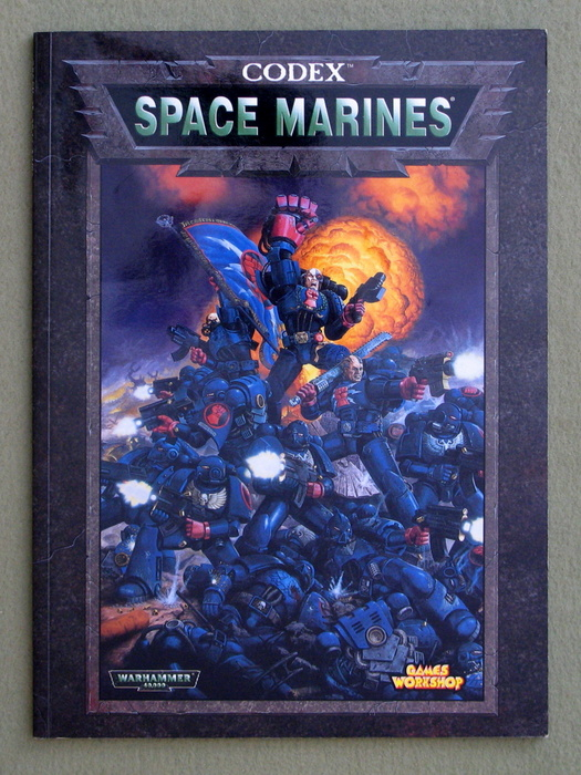 Image for Codex: Space Marines (Warhammer 40,000)