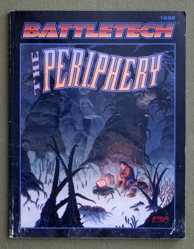 Image for The Periphery (Battletech)