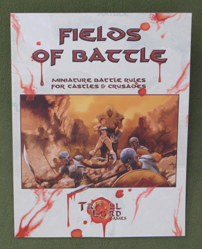 Image for Fields of Battle (Miniature Battle Rules for Castles & Crusades)