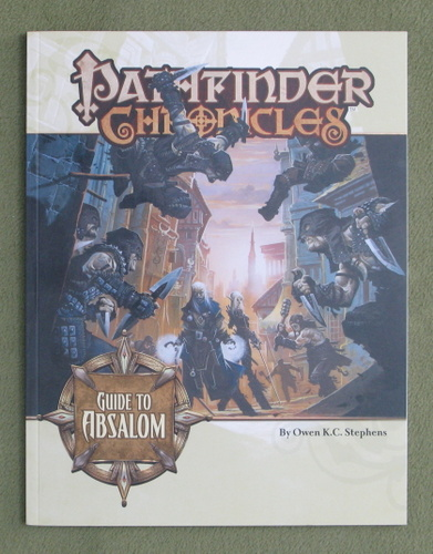 Image for Pathfinder Chronicles: Guide to Absalom