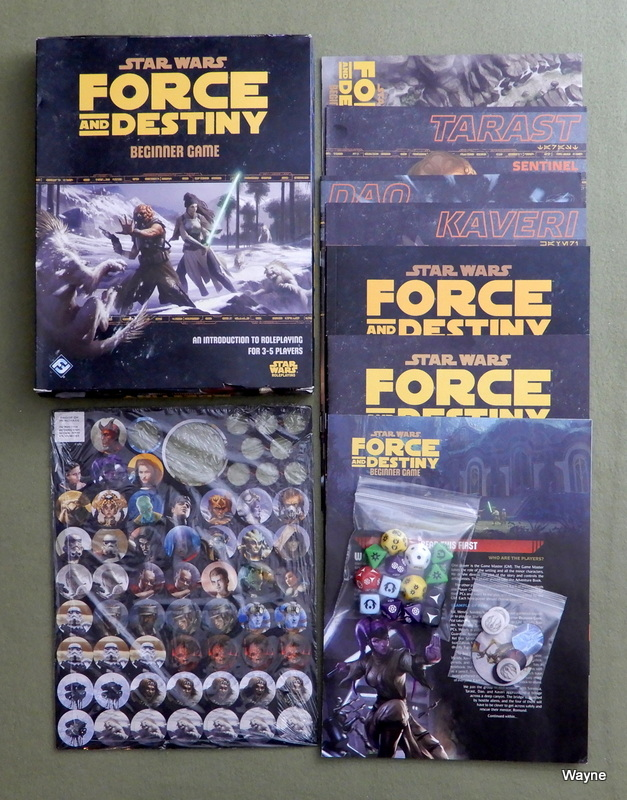 Image for Star Wars Force and Destiny Beginner Game (Star Wars Role Playing Game)