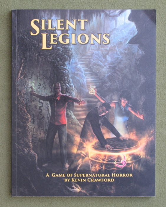 Image for Silent Legions: A Game of Supernatural Horror