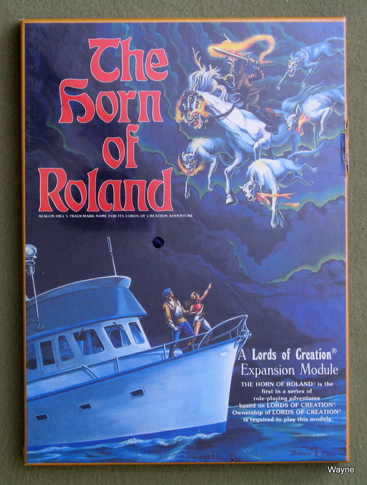 Image for The Horn of Roland (Lords of Creation)