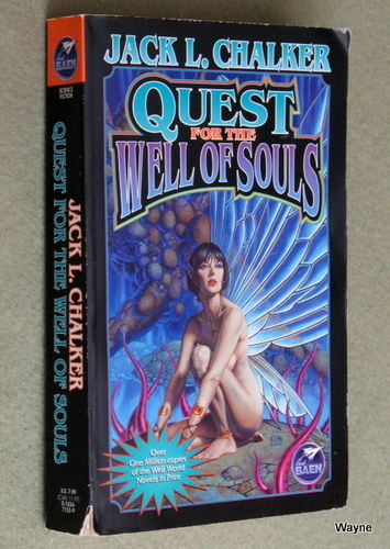 Image for Quest For The Well Of Souls