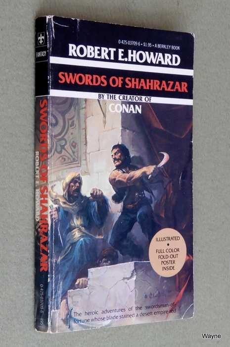 Image for Swords of Shahrazar
