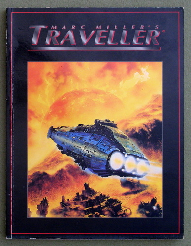 Image for Marc Miller's Traveller (T4)