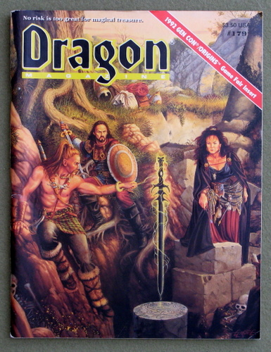 Image for Dragon Magazine, Issue 179