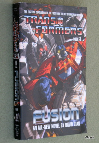 Image for Fusion (Transformers, Book 3)