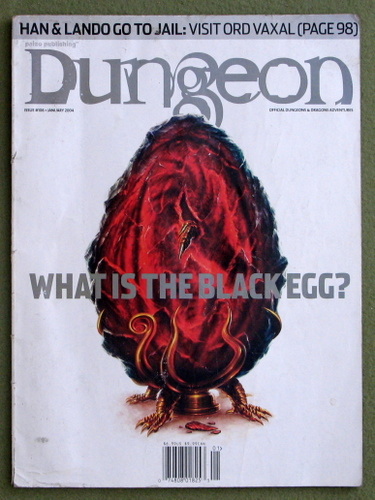 Image for Dungeon Magazine, Issue 106 (January 2004) - PLAY COPY
