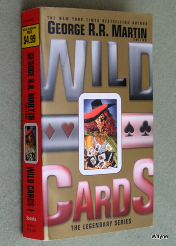 Image for Wild Cards (Legendary Series) (v. 1)