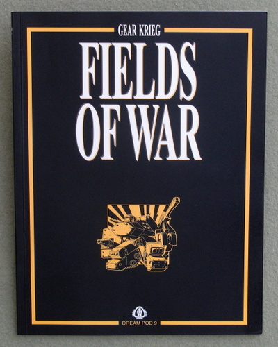 Image for Fields of War (Gear Krieg)