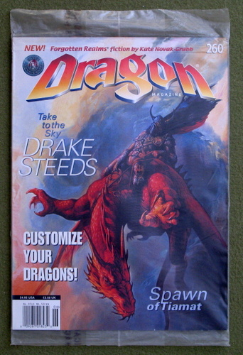 Image for Dragon Magazine, Issue 260