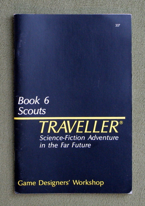 Image for Traveller Book 6: Scouts